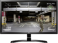 Монитор LG 27UD58 (черный) -