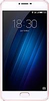 Смартфон Meizu U10 16GB / U680A (розовый) -