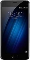 Смартфон Meizu M3S mini 16GB / Y685Q (серый) -