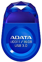 Usb flash накопитель A-data DashDrive Durable UD311 16GB (AUD311-16G-RBL) -