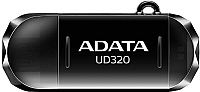 Usb flash накопитель A-data DashDrive Durable UD320 16GB  (AUD320-16G-RBK) -