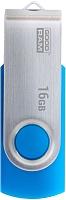 Usb flash накопитель Goodram Twister 16GB Blue (UTS2-0160B0R11) -