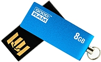 Usb flash накопитель Goodram UCU2 8GB (синий) (UCU2-0080B0R11) -
