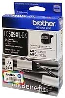 Картридж Brother LC569XLBK -