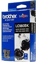 Картридж Brother LC980BK -