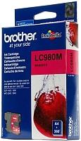 Картридж Brother LC980M -