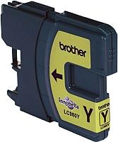 Картридж Brother LC980Y -