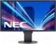 Монитор NEC MultiSync EA224WMi (черный) -