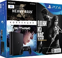 Игровая приставка Sony CUH-2008B / PS719805168 (+ 3 игры) -