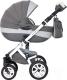 Детская универсальная коляска Riko Brano Ecco 3 в 1 (17/Stone) -