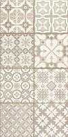 Декоративная плитка Tubadzin Duo Szara (308x608) -