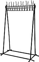 Вешалка для одежды Титан Мета Алла-22 (черный) -