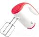 Миксер ручной Scarlett SC-HM40S06 (белый/красный) -