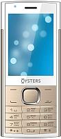 Мобильный телефон Oysters Sochi (золото) -