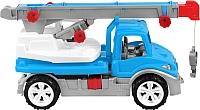 Детская игрушка ТехноК Автокран 3893 -