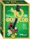 Настольная игра Step Puzzle Школа волшебства 10 фокусов / 76095 (зеленый) -