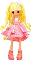 Кукла Lalaloopsy Girls Разноцветные волосы: Туфелька (537281) -