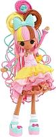 Кукла Lalaloopsy Girls Разноцветные волосы: Вафелька (537274) -