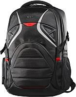 Рюкзак для ноутбука Targus TSB900EU-70 (черный/красный) -
