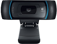 Веб-камера Logitech HD Webcam B910 (960-000684) -