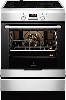 Кухонная плита Electrolux EKI96450AX -