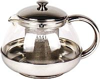 Заварочный чайник Bekker BK-398 (0.75л) -