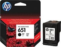 Картридж HP 651 Black (C2P10AE) -