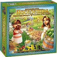 Настольная игра Правильные Игры Поселенцы. Основатели Империи 30-01-01 -