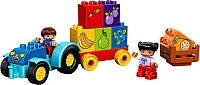Конструктор Lego Duplo Мой первый трактор 10615 -
