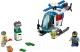 Конструктор Lego City Погоня на полицейском вертолете 10720 -
