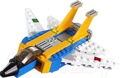 Конструктор Lego Creator Реактивный самолет 31042