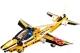 Конструктор Lego Technic Самолет пилотажной группы 42044 -