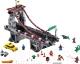 Конструктор Lego Super Heroes Человек-паук:последний бой воинов паутины 76057 -