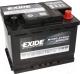 Автомобильный аккумулятор Exide ECM EL600 (60 А/ч) -
