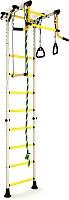 Детский спортивный комплекс Romana Комета 2 ДСКМ-2-8.06.Г.490.01-111 (белый антик/золото) -