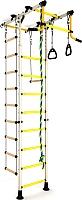 Детский спортивный комплекс Romana Комета 1 ДСКМ-2-8.06.Т.490.01-108 (белый антик/золото) -