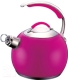 Чайник со свистком Peterhof PH-15553 (розовый) -