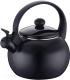 Чайник со свистком Peterhof PH-15629 (черный) -