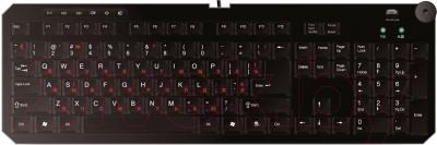 Клавиатура Gembird DLK-001-RU (с динамической подсветкой)