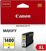Картридж Canon PGI-1400XL Y (9204B001) -