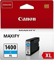 Картридж Canon PGI-1400XL C (9202B001) -