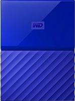 Внешний жесткий диск Western Digital 1Tb Blue (WDBYNN0010BBL-Wesn) -
