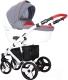 Детская универсальная коляска Coletto Florino 2 в 1 (05) -