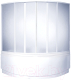 Пластиковая шторка для ванны BAS Мега BS 160 -