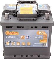 Автомобильный аккумулятор Centra Futura CA530 (53 А/ч) -