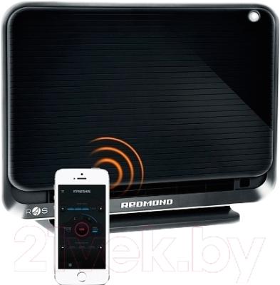 Конвектор Redmond RFH-C4519S (черный) - общий вид (телефон в комлект не входит)