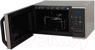 Микроволновая печь Samsung MG23K3513AS - с открытой дверцей