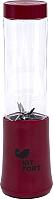 Блендер стационарный Kitfort Shake & Take KT-1311-4 (красный) -