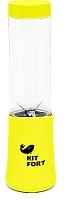 Блендер стационарный Kitfort Shake & Take KT-1311-5 (желтый) -