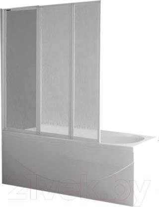 Стеклянная шторка для ванны Roltechnik